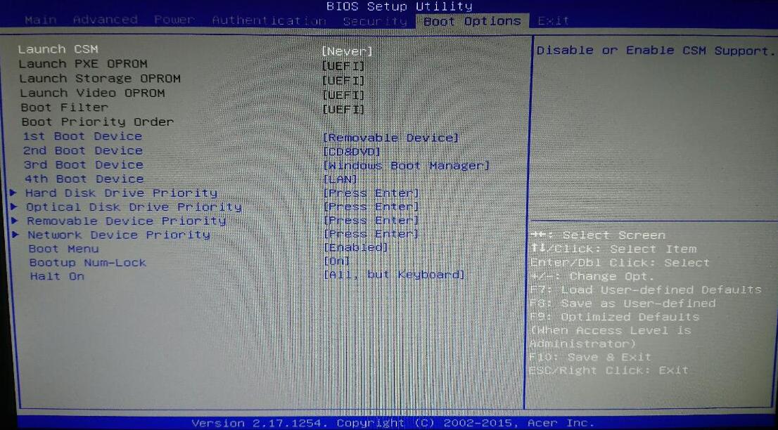 Installation de Debian sur un ordinateur équipé de l'UEFI / Wiki